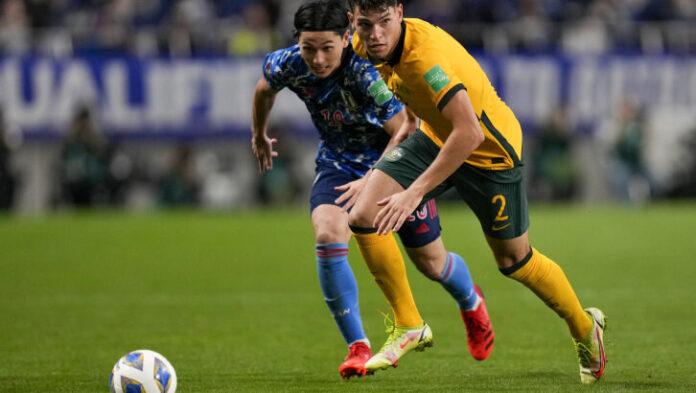 ญี่ปุ่นหืด ก่อนเชือดออสเตรเลีย 2-1 ทีมชาติ