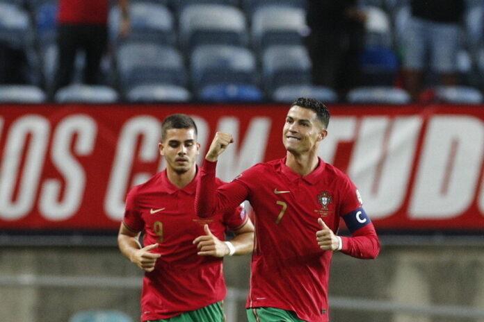 CR7 ยันขอทำผลงานดีขึ้นต่อเนื่องเพื่อโปรตุเกส ทีมชาติ