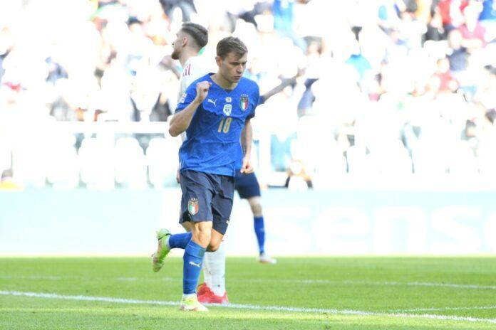อิตาลี เข้าป้ายที่สามเนชันส์ลีก หลังทุบเบลเยียม 2-1 ทีมชาติ